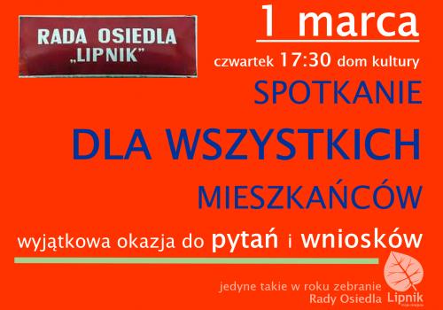 OBUDZIĆ DUCHA BESKIDZKIEGO GÓRALA - ważne zebranie 1 marca