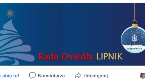 Facebook/RadaOsiedlaLipnik