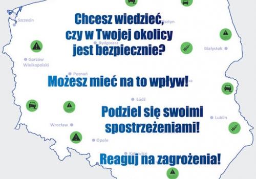 Policyjna Mapa Zagrożeń Bezpieczeństwa
