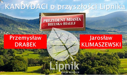 Kandydaci na prezydenta o Lipniku
