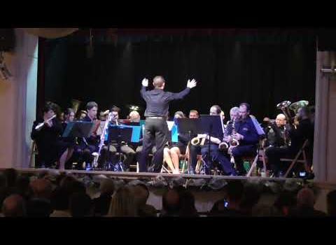 Lipnicka Orkiestra Dęta zagrała