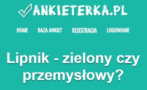 Weź udział w ankiecie: Lipnik - zielony czy przemysłowy?