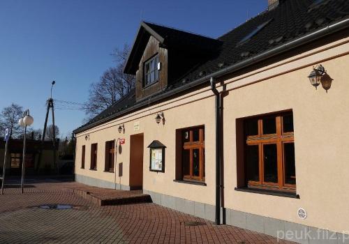 Rozbudowa domu kultury w Lipniku
